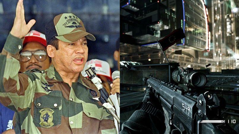 Manuel Noriega est présent dans deux missions du jeu vidéo Call of Duty: Black Ops II.