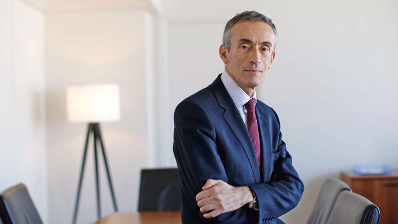 Jean-Luc Ludovic Silicani, président de l'Arcep.