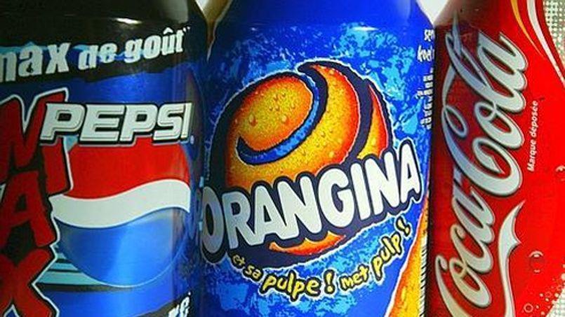 Les signataires représentent 80% du marché français en valeur et en volume des sodas. Crédit photo/ DR lefigaro.fr