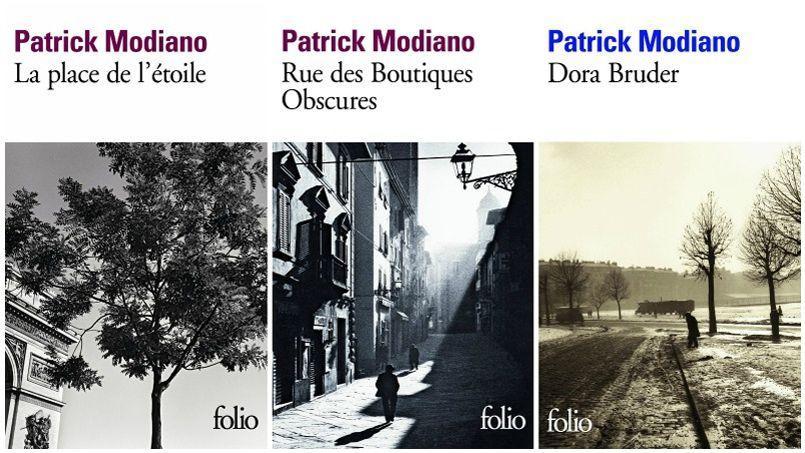 La Place de l'étoile, Rue des Boutiques Obscures et Dora Bruder font partie des meilleurs romans de Patrick Modiano.