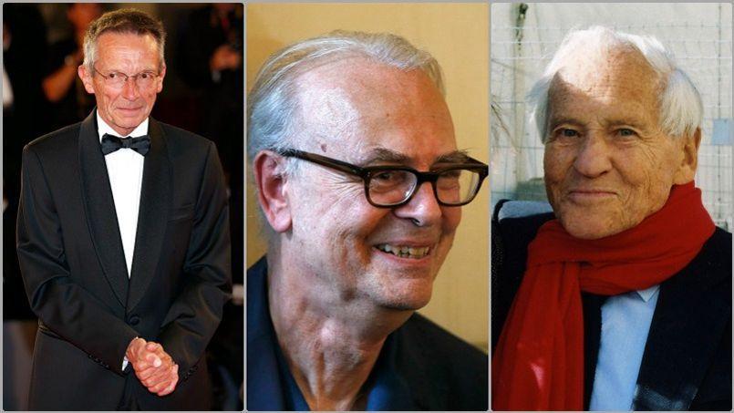 Patrice Leconte et Jean D'Ormesson ont réagit au prix Nobel accordé à Patrick Modiano.