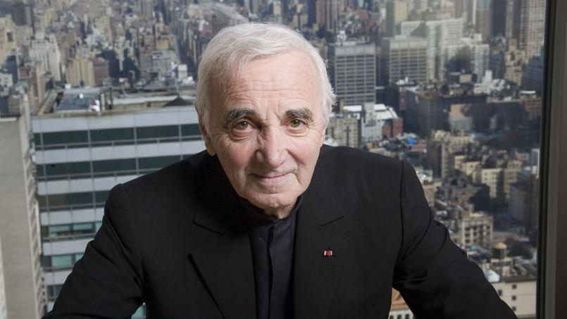 charles aznavour devrait sortir cet apr s midi de l 39 h pital. Black Bedroom Furniture Sets. Home Design Ideas