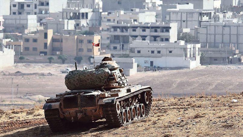 Syrie : la coalition somme la Turquie d'intervenir à Kobané