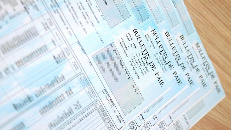 Le nouveau bulletin de salaire ne devrait plus compter qu'une quinzaine de lignes.
