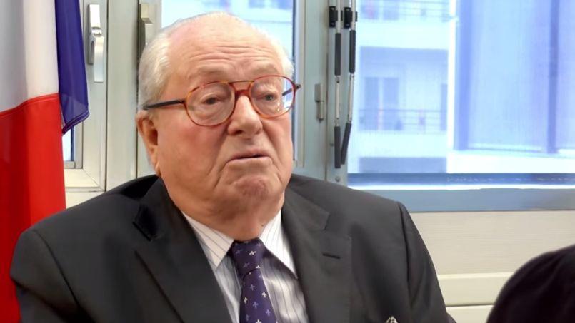 Jean-Marie le Pen, député européen