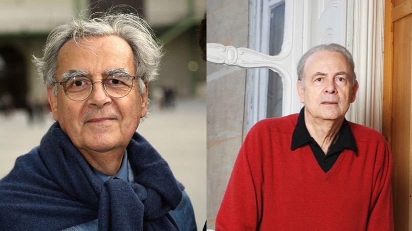 Bernard Pivot s'est réjoui de l'attribution du prix Nobel de littérature à Patrick Modiano sur Twitter.