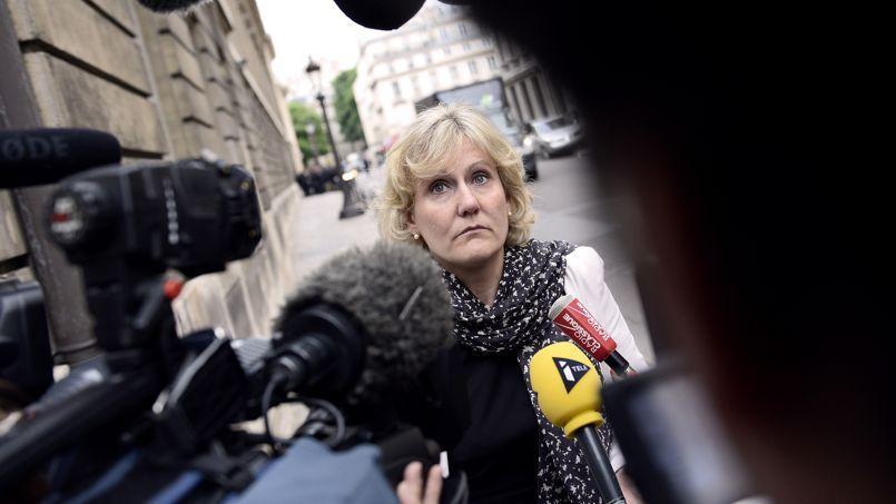 Nadine Morano, députée européenne UMP.