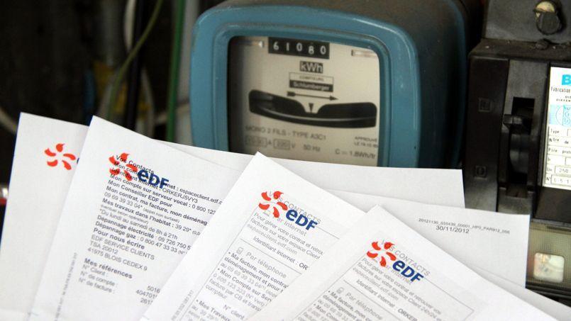 Edf fait face une augmentation des impay s - Consommation moyenne electricite appartement ...