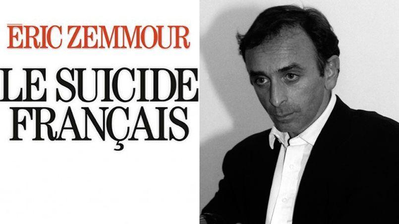 Éric Zemmour vient de publier chez Albin Michel Le Suicide Français.