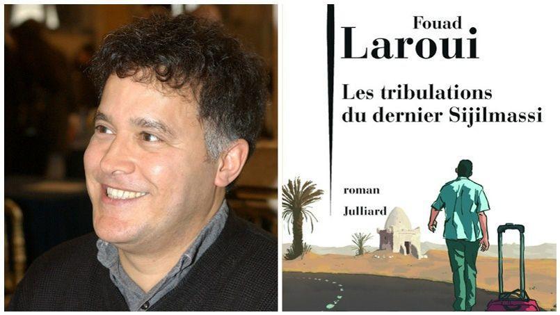 Le livre de Fouad Laouri, Les tribulations du dernier Sijilmassi, est également en course pour le prix Goncourt des lycéens.