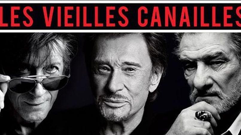 Les Vieilles Canailles en concert à Bercy du 5 au 10 novembre.