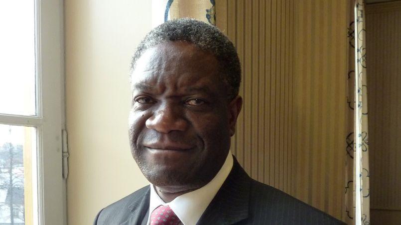 «Depuis quinze ans, je suis témoin d'atrocités de masse commises sur le corps des femmes et contre les femmes et je ne peux pas rester les bras croisés, car notre humanité commune nous invite à prendre soin les uns des autres.» a déclaré Denis Mukwege.