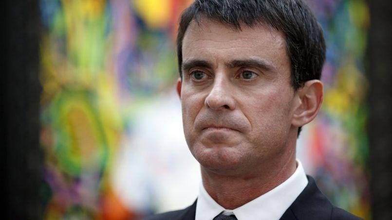 Le premier ministre Manuel Valls.