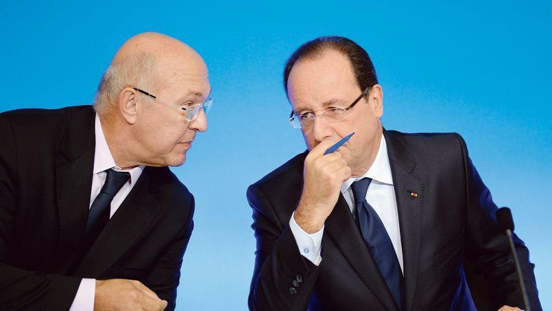Michel Sapin, ministre des Finances espère échapper à un bras de fer avec ses partenaires européens.