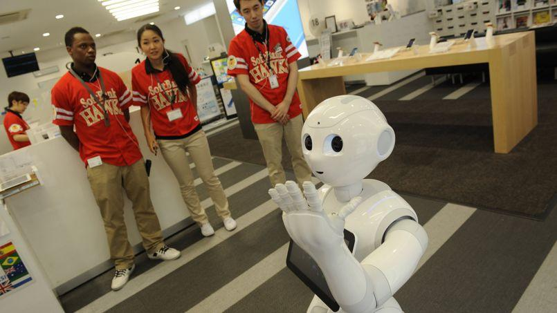 Pourquoi la robotisation peut faire disparaître près de la moitié des emplois d'ici 2035