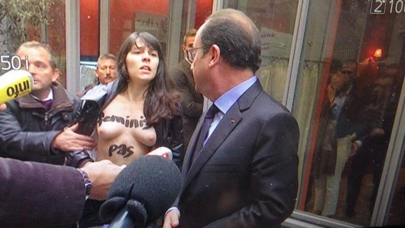 Capture d'écran, compte Twitter du journaliste de BFM-TV Adrien Gindre