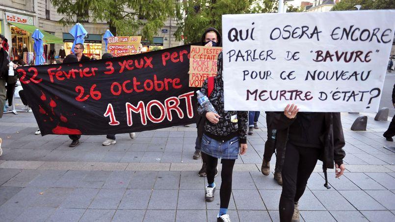 La mort de Rémi Fraisse réveille le spectre de l'affaire Malik Oussekine