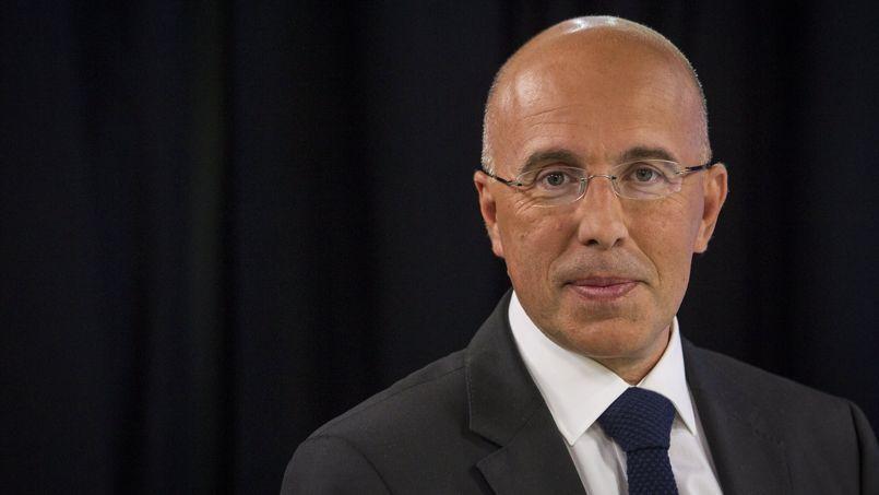 Eric Ciotti, président du conseil général d'Alpes-Maritimes.