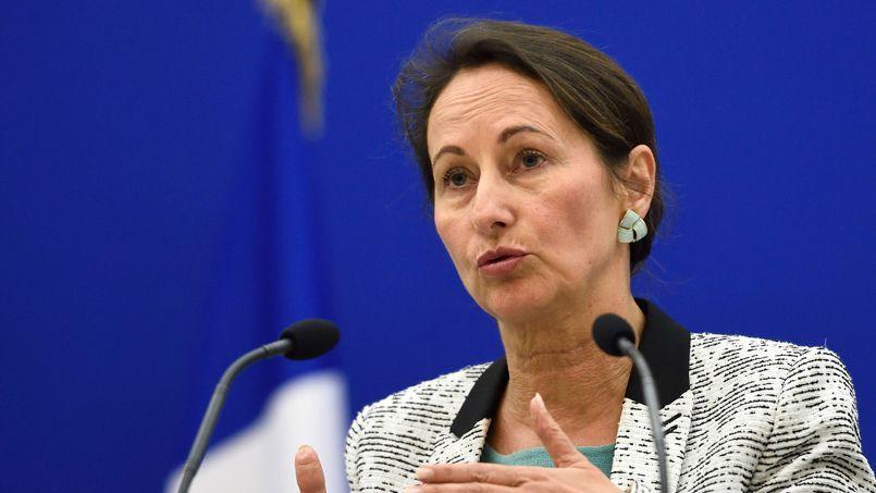 Ségolène Royal, ministre de l'Écologie, mardi à Paris.