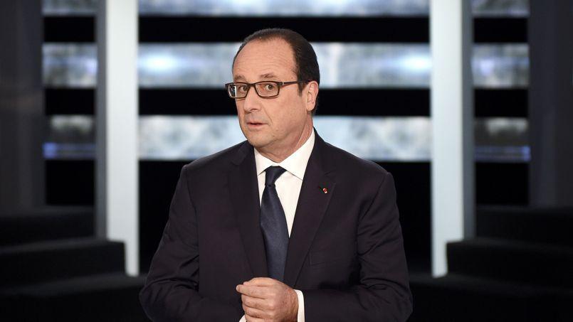 François Hollande : «Ce n'est pas cher, c'est l'État qui paye»
