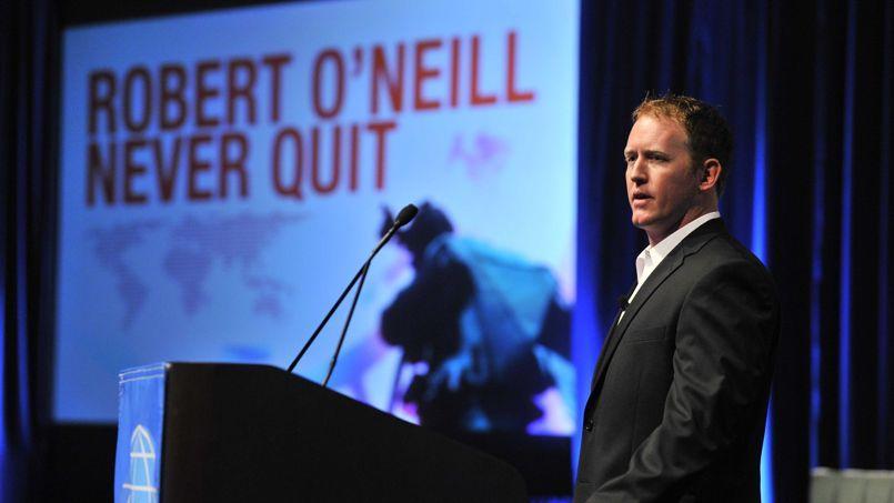 Aujourd'hui retiré des forces armées, Robert O'Neill officie en tant que conférencier.