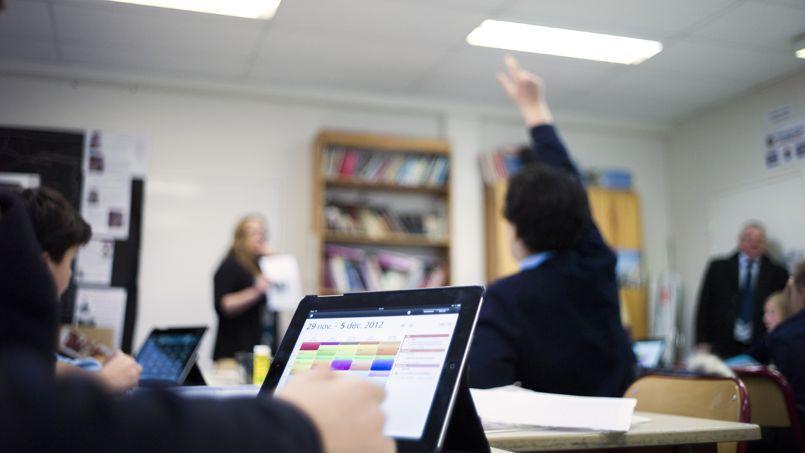 «A la rentrée 2016, tous les élèves de 5e seront équipés d'une tablette et auront une formation au numérique», a annoncé le président de la République lors de son intervention télévisée.