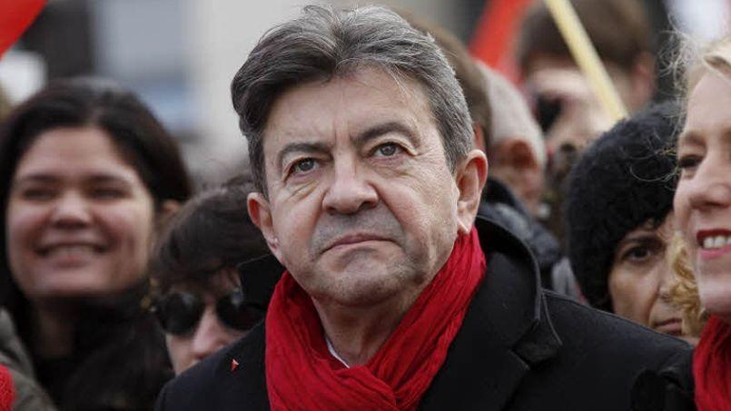 Jean-Luc Mélenchon, en décembre 2013.