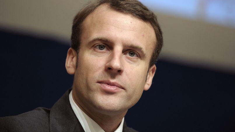 Le ministre de l'Economie Emmanuel Macron.
