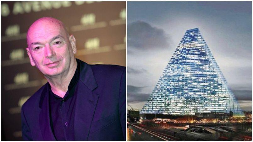 Architecte c l bre for Architecte celebre