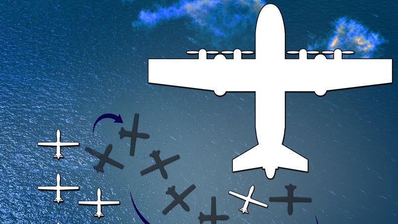 Le projet de porte-drones est dans une phase très préliminaire de développement... (Crédits photo: DARPA)