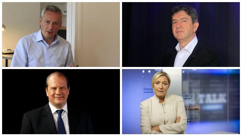 Mélenchon n'exclut pas une guerre en Europe