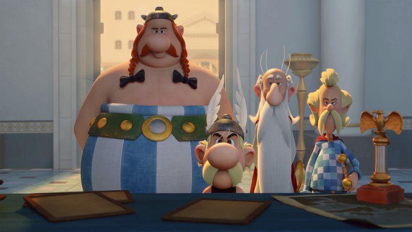 La «Pixar Touch» à la française du jeune Louis Clichy s'additionne à la patte humoristique d'Alexandre Astier. Par Toutatis, cette double rasade de potion magique devrait assurer de beaux jours aux irréductibles Gaulois!