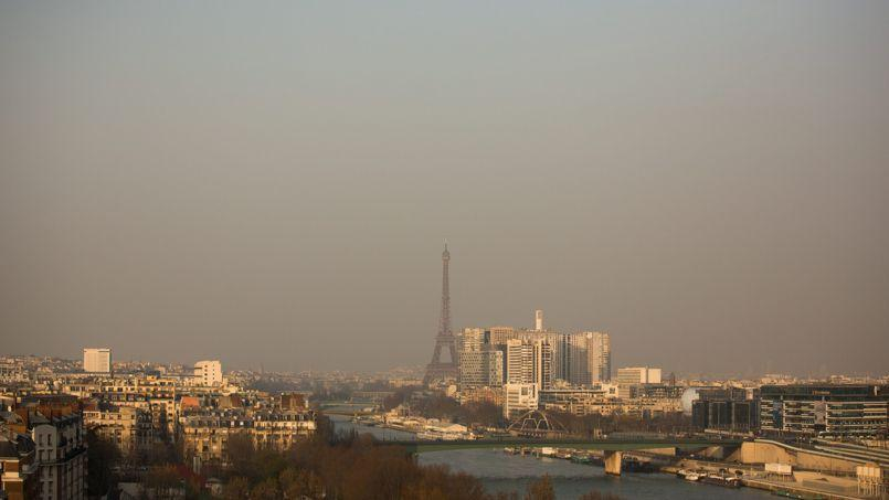 Pollution dans la capitale.