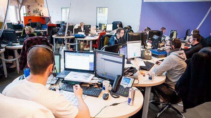 OVH, leader européen de l'hébergement Internet, va recruter 200 personnes dans le Nord.