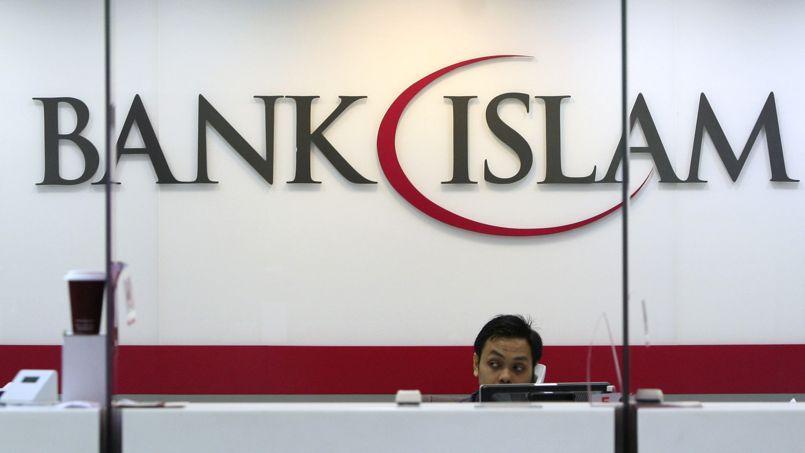 Une banque islamique en Malaisie.