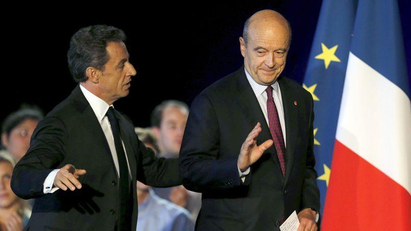 Les huées contre Juppé ? Sarkozy «n'a pas entendu»