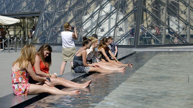 Entre janvier et octobre, la température en France a été en moyenne de 1,1°C au-dessus de la normale.
