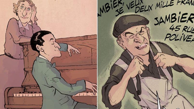 Histoires Incroyables 1 par Man Bandes dessines de sexe