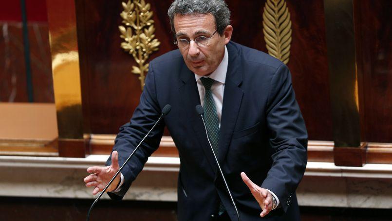 Le député UDI des Hauts-de-Seine Jean-Christophe Fromantin.
