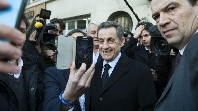 Nicolas Sarkozy lance les chantiers de l'UMP