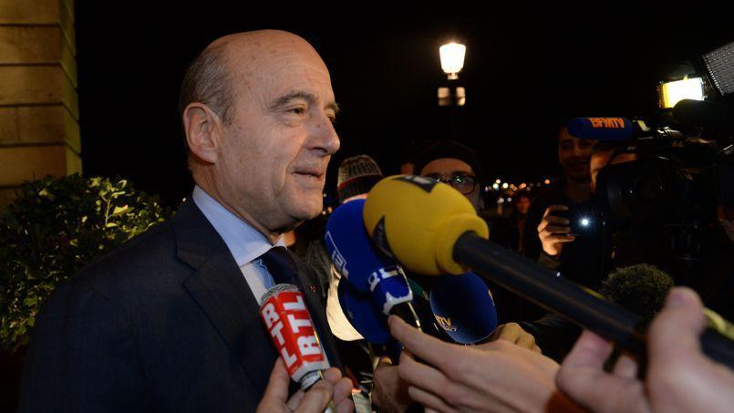 Alain Juppé a appelé au «renouveau» de sa famille politique.