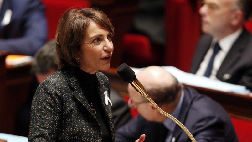 La ministre de la Santé, Marisol Touraine, doit défendre à l'Assemblée son projet de budget de la Sécurité sociale pour 2015.