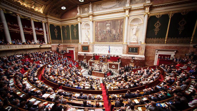 Le PS, les Verts et le Front de gauche ne sauveraient que 56 à 66 sièges si des législatives avaient lieu aujourd'hui.