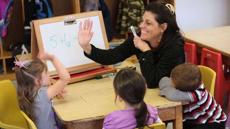 Pour «donner le goût des maths aux élèves», la ministre entend renforcer la place du jeu. (photo d'illustration).