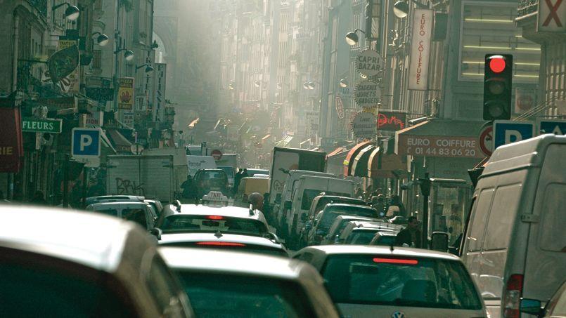 Le plan anti-voitures d'Anne Hidalgo