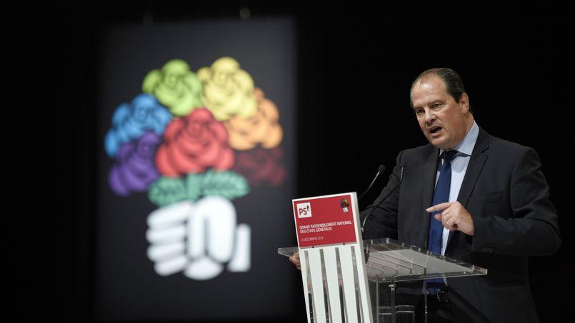 Jean-Christophe Cambadélis lors de la conclusion des Etats généraux du Parti socialiste.