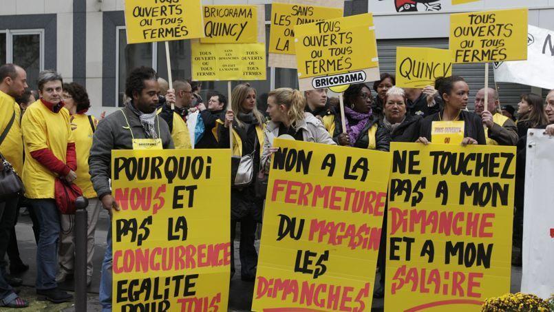 Travail le dimanche : pourquoi Martine Aubry a raison