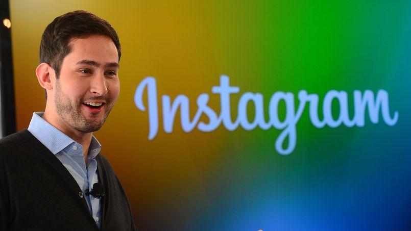 Kevin Systrom, PDG et co-fondateur d'Instagram
