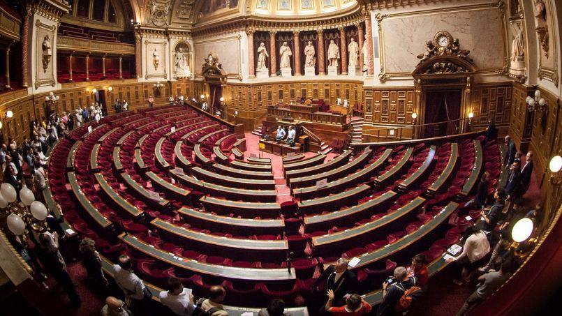 Le Sénat adopte aussi le texte de reconnaissance de l'État palestinien