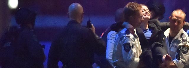 La prise d'otages à Sydney fait trois morts et quatre blessés